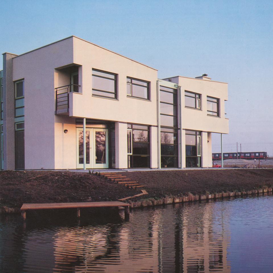 ROTTERDAM villa de Graaf