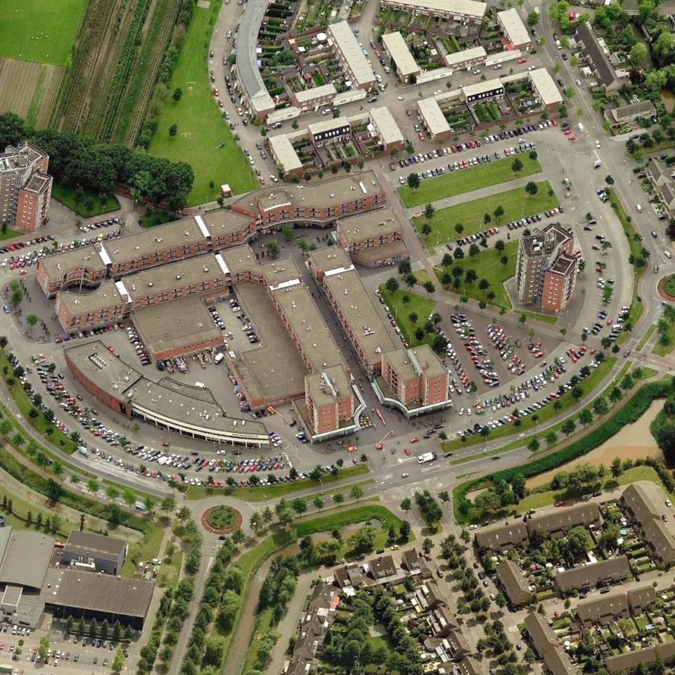 TILBURG Wijkcentrum Heyhoef