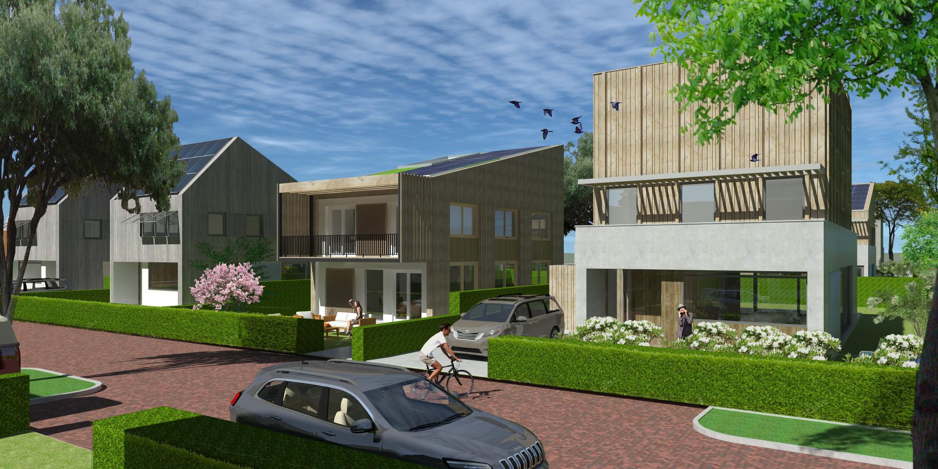 Dordrecht wilgenwende accu architecten for Dat architecten